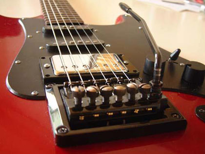 Segovia Stratocaster